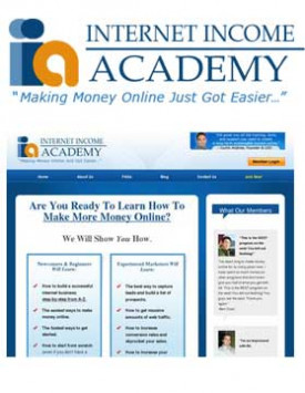 Internet income Academy